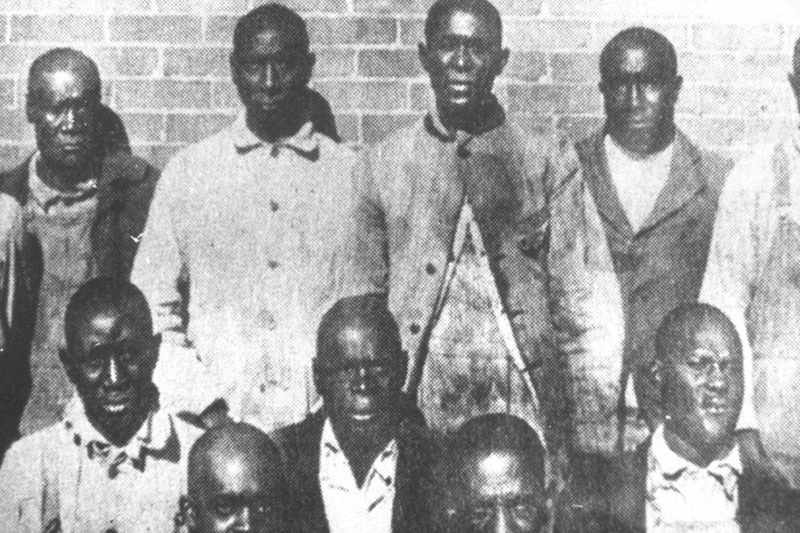 Sharecroppers, history