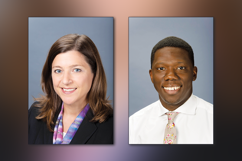 New controller and community impact manager join Foundation for a Healthy St. Petersburg