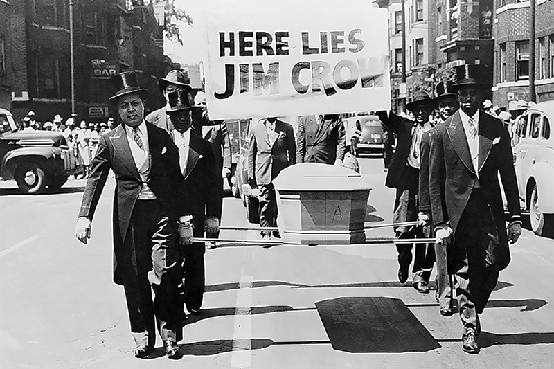 From Reconstruction Amendments to the present day pursuit of democracy