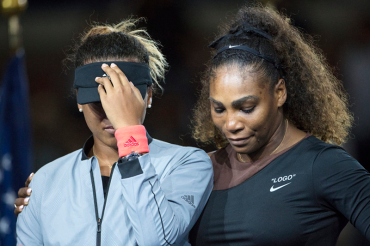 Serena Williams' treatment at U.S. Open resonates among black women