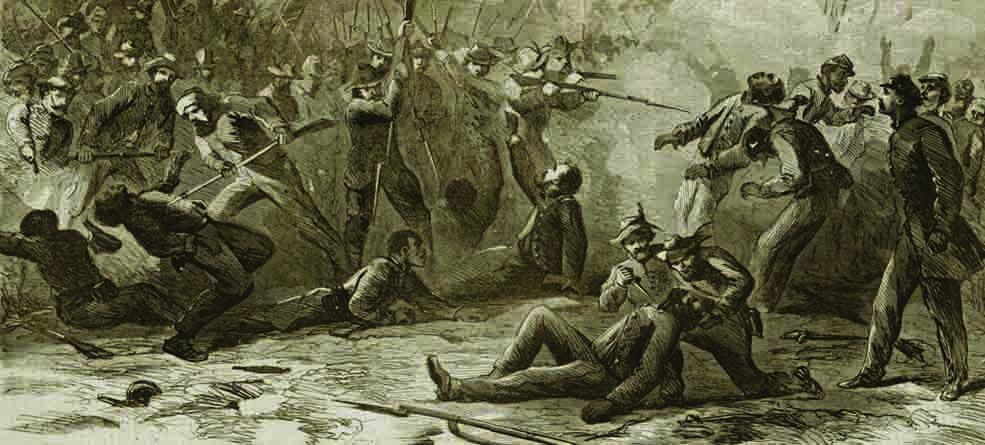 Fort Pillow massacre, black history