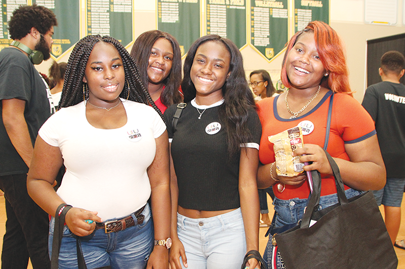 Inspirational figures at HBCU Fair spark hope for future students