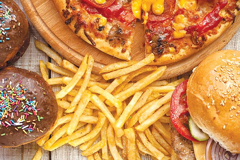 Want organ damage? Keep eating fast food!