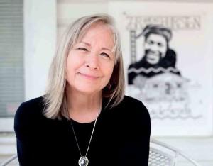 Writer and producer Kristy Andersen, Photo courtesy of Vandi Carmella