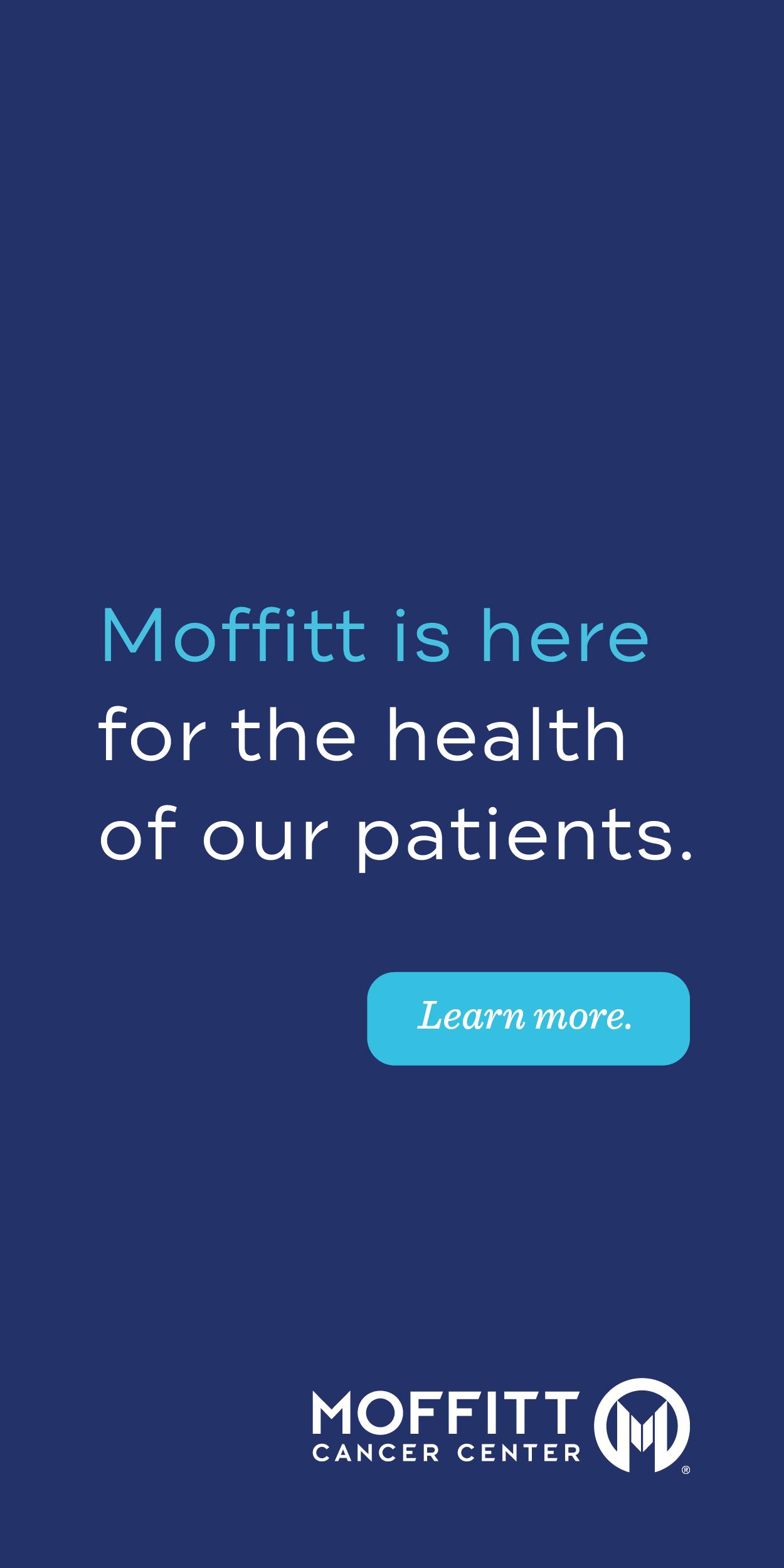 Moffitt Here for You