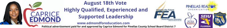 Vote Caprice Edmond School Board District 7