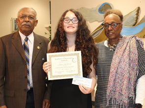 The 37th annual MLK Essay Contest