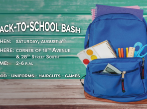 Back-to-school event looking for partners