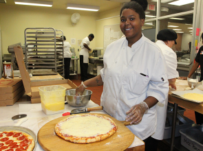 Cooking up a career at Pinellas Technical College