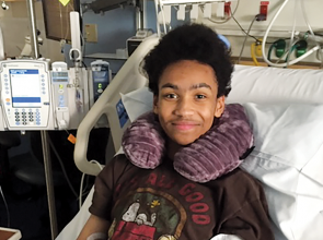Family asks community for help with heart transplant for 15-year-old