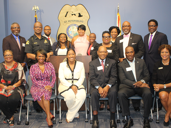 NFBPA honors local African American public administrators