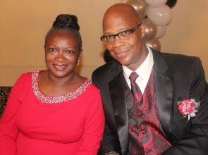Rev. Rickey Houston: 15 years of tending his flock