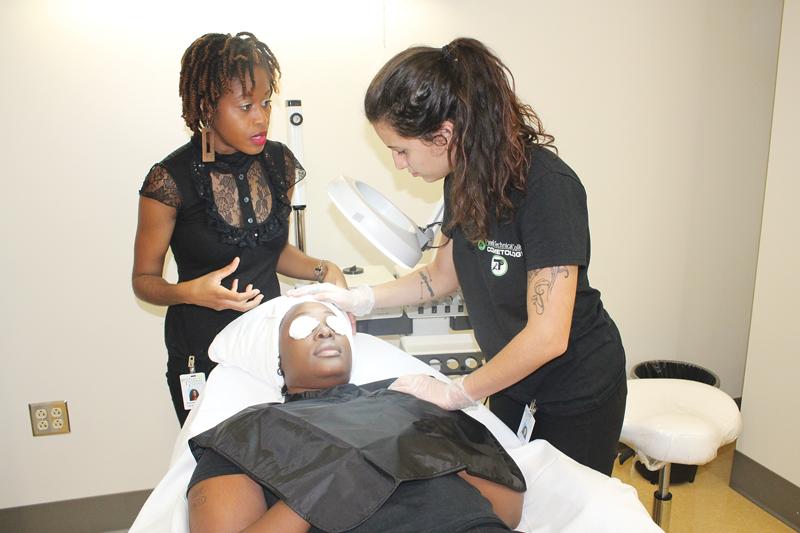 Skin Care Specialist Program At Ptc