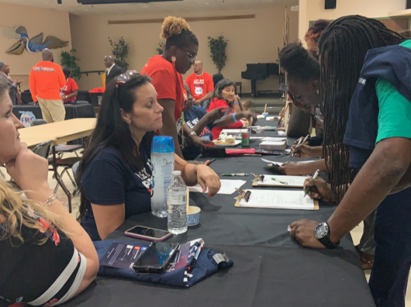 Local Florida Rights Restoration Coalition helping returned citizens to vote