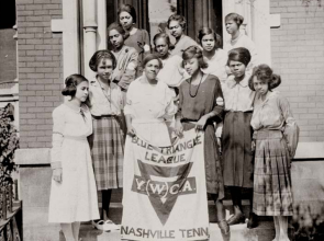 YWCA Blue Triangle Branch Collection