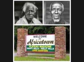 Last enslaved alive when grandparents were born