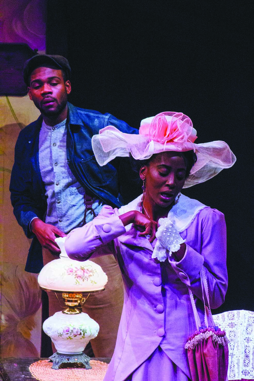 joe turner come and gone Joe turner's come and gone is a play by american playwright august wilson it is the second installment of his decade-by-decade chronicle of the african-american.