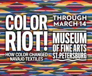 Color Riot! at Museum of Fine Arts St. Petersburg