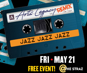 Straz Jazz Free Event