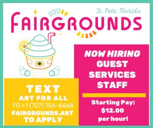 FL State Fair Hiring
