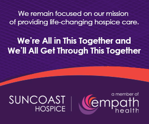 Suncoast Hospice - Empath Health In this together.