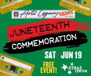 Straz Juneteenth Commemoration