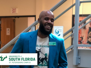 USFSP: 'We're here for all students'