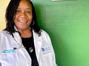 Daphne Gardner continues mother's legacy with Nurse Practitioner Mobile Health Services