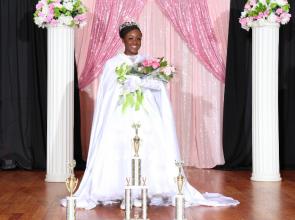 Essence of Ebony Pearls 2021 Debutante Cotillion