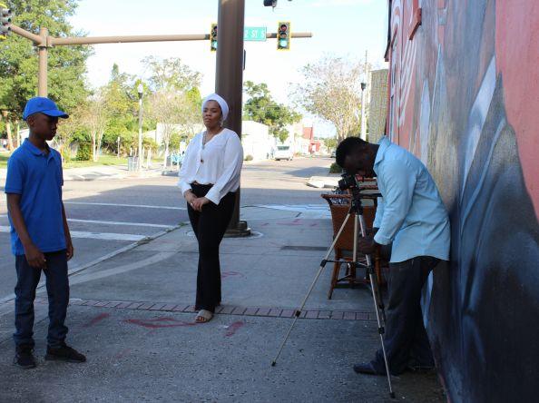 Local filmmaker screens supernatural drama at Black Art & Film Fest, Feb. 25 & 27
