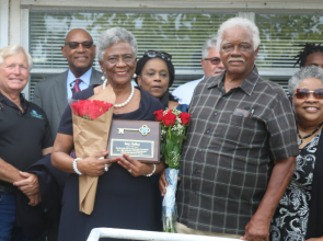 Isay Gulley, towering figure in Clearwater revitalization, honored, part 1
