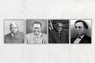 James-B.-Sanderlin-Douglas-Jamerson-Thurgood-Marshall-and-Jonathan-Clarkson-Gibbs.png